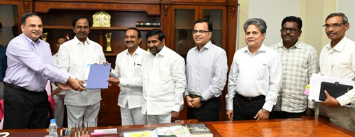 Telangana Government Employees demands be taken on May 16