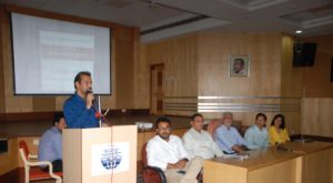 Telangana State Pollution Control Board organised one day
