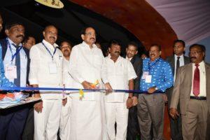 Vice President of India inaugurated Aqua Aquaria India 2019